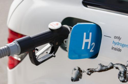 Vehículo de hidrógeno